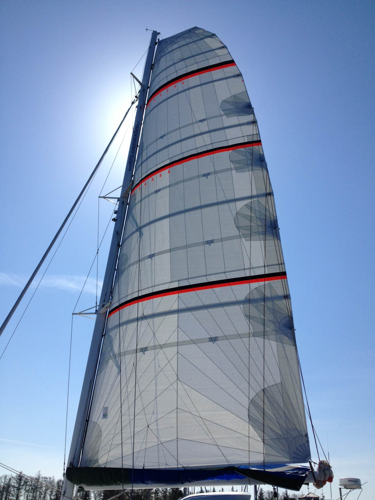 ocean sails polboat en